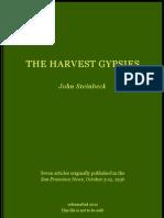 John Steinbeck - The Harvest Gypsies