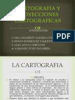 Cartografia y Proyecciones Cartograficas grupo n°2