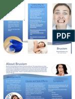 Bruxism Brochure