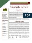December 2008 Quarterly Newsletter