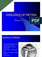 Diseases of Retina