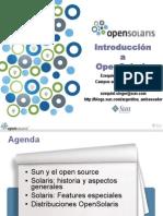 Introduccion a Open Solaris