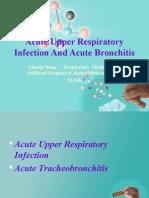 Acute Upper Respiratory