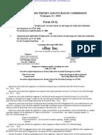 EBAY INC 10-K (Annual Reports) 2009-02-20