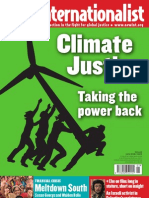 New Internationalist Magazine 419 - Climate Justice