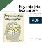 Psychiatria Bez Mitów