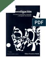 Manual Para La Investigacion Olavo Escorcia
