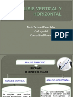 Contabilidad Vertical y Horizontal