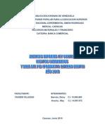 Analisis Ley Contra Ilicitos Cambiarios y Baja Del Pib