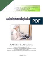Apostila Analise Instrumental - Eng Alimentos _2012_PARTE 1
