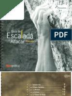 Guia de Escalada en Alfacar Granada