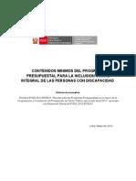 DOCUMENTO FINAL CONADIS 2012.doc