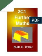 Walet - PDE Methods