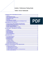 Performance Testing Guide V6