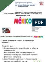 Sistema de Certificacion de Mexico