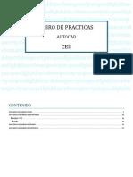 92142114 Ejemplos Para Ejercicios de Autocad