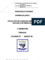 Farmacologia i, Francisco Guaman