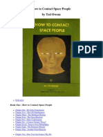 How to Contact Space People