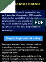 Zubairi Evidence-Based Medicine