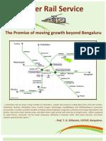 Namma Railu Brochure - Promise of Growth Beyond Bengaluru