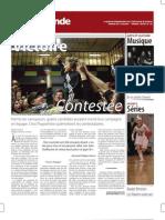 La Rotonde - Édition du 23 février 2009