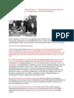 Die Kapitulationsurkunde Des Deutschen Reichs