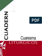 Cuaderno litúrgico de Cuaresma