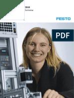 Festo Didactic Overview Brochure 2009