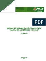 MANUAL_Normas_Tecnicas_CES_ Agosto 2011_3ª_versao
