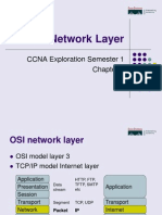 Chapter 5 - OSI Network Layer