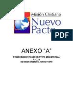 Procedimiento Administrativo Operacional--ANEXO A