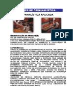 Manual Sobre Nocoes de Criminalistica2
