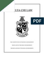 Deltachi Law 10-2011