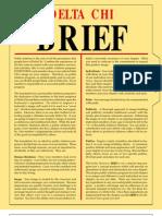 Public Relations(BRIEF)