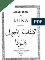 Sulu Bible - Gospel of Luke