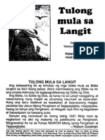 Tagalog Bible - Help From Above