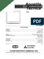 ManualServicoTC3398 Mitsubishi
