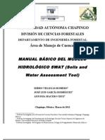 MANUAL BÁSICO DEL MODELO SWAT