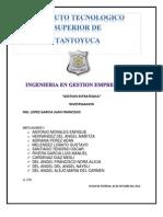 MÉTODO DE ESCENARIOS