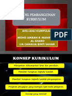 MODEL KURIKULUM.ppt