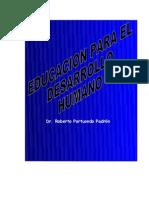 Educ. Para El Des. Humano