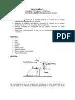 Laboratorio de Fisica Practica 6 Conservacion de La Energia[1]