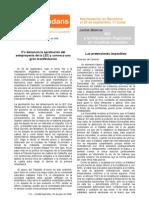 Newsletter Federación Barcelona C's 2008.08.04