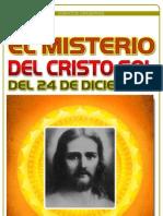 El Misterio Del Cristo Sol - CC