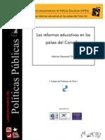 2005. Las reformas educativas en los países del Cono Sur, Informe Chile