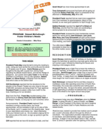 Moraga Rotary Newsletter- Feb 26 2013