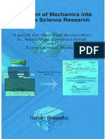 Integration of mechanics into materials science research