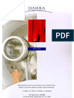 Dual Inlet Ducted Ramjet Combustor