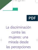 Discriminacion Contra Las Mujeres