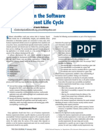Charpiat, Robinson - Security in the Software Development Life Cycle